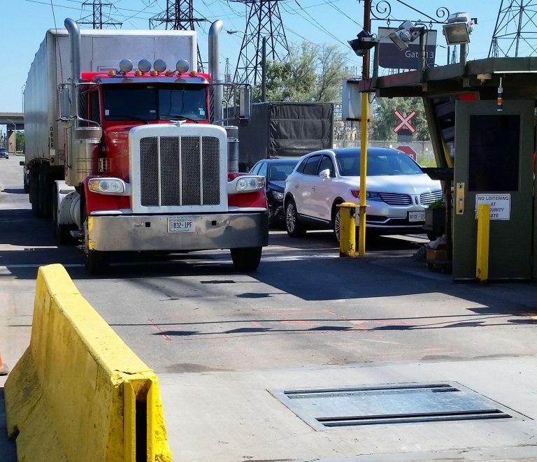 Gatekeeper AUVIS-Truck